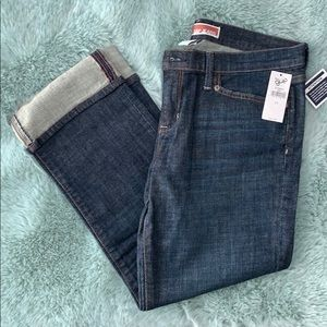 GSP cropped jeans, brand new with tags.